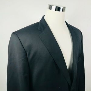 Joseph & Feiss Mens 48L Sport Coat 100% Wool